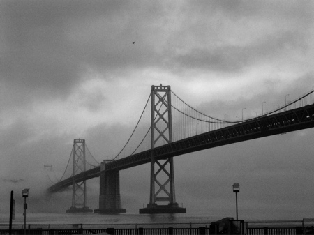 Bay Bridge - first attempt in PS