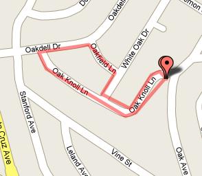 .6 mile loop