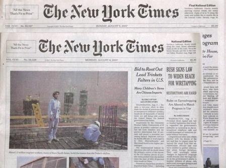 New small NYT