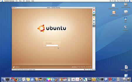 Ubuntu in