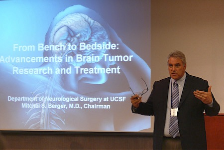 Dr. Mitch Berger, UCSF