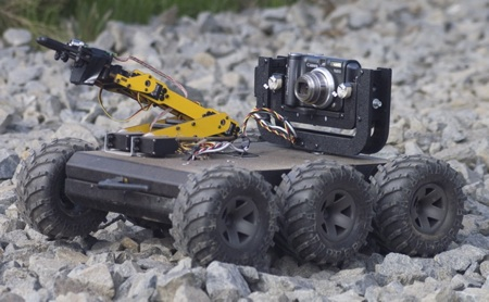 Krawler robot
