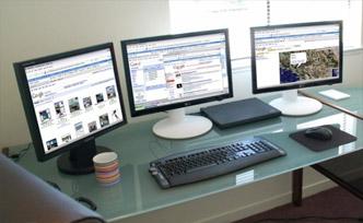 3 usb monitors