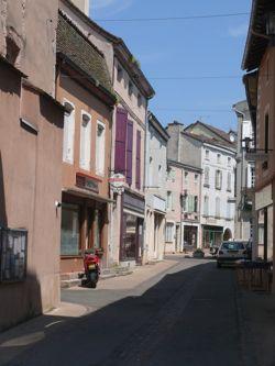 Cuisery Village du Livres (books)