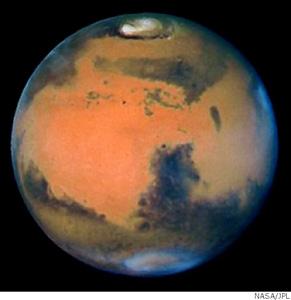 Mars - NASA/JPL