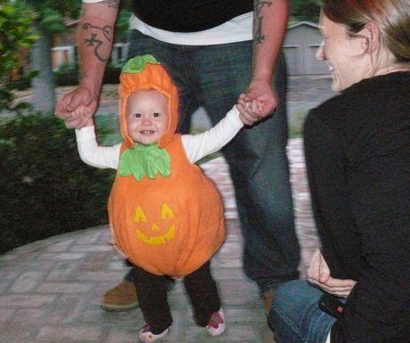 Grace the Pumpkin