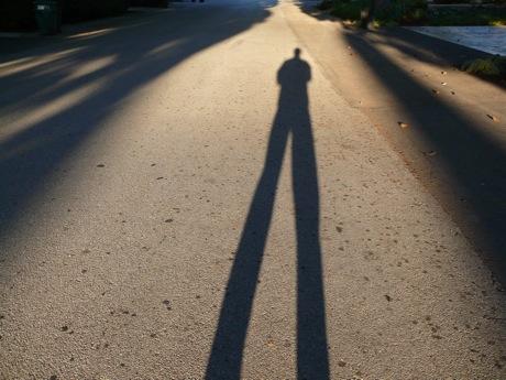 Long-legged shadows