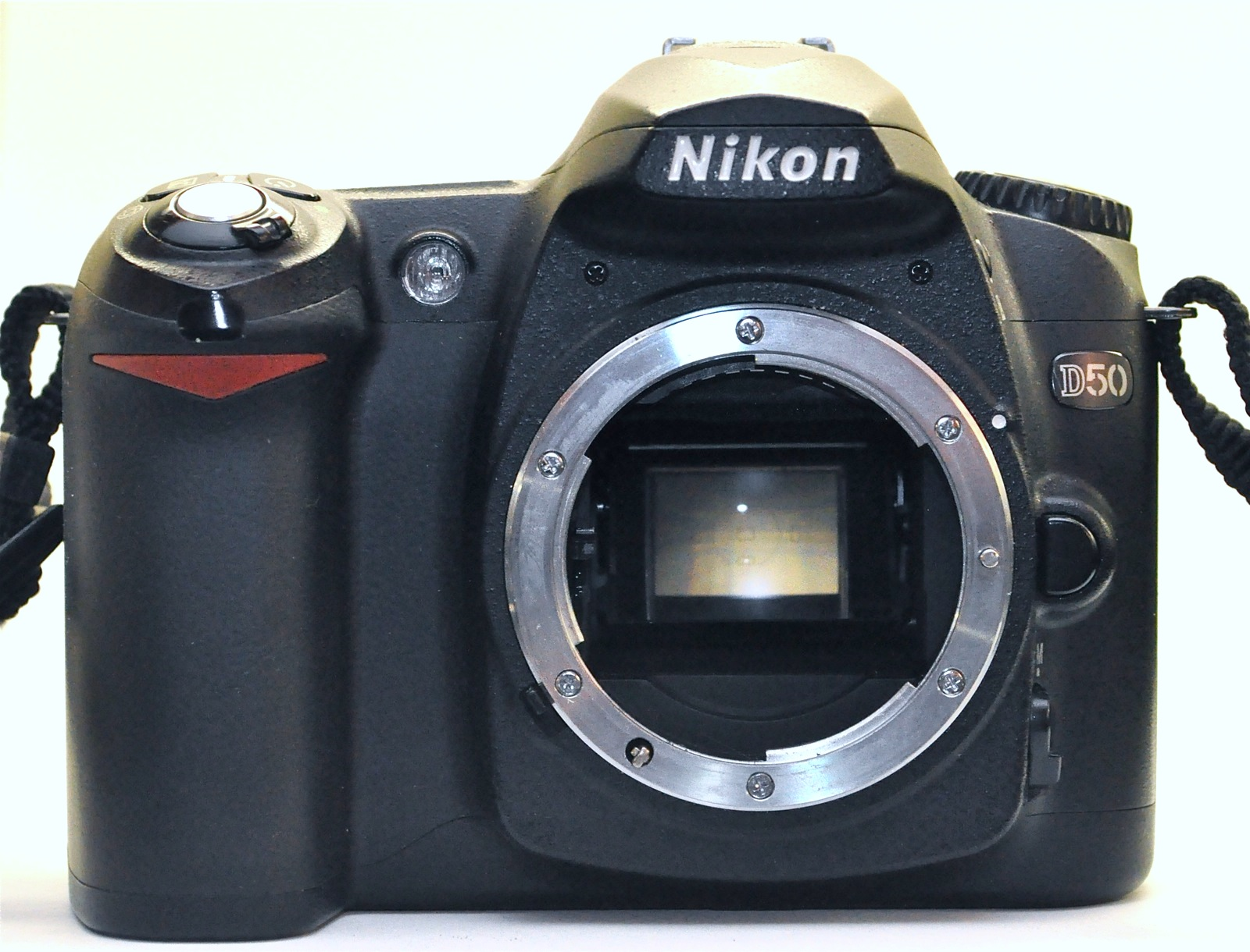 Nikon D50 6.1 MP digit...
